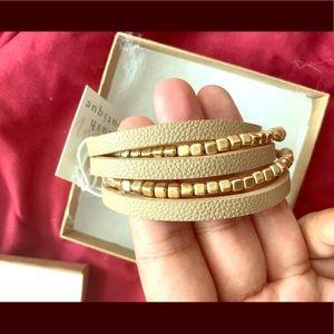 Boutique stack bracelet